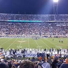 Scott Stadium Section 107 Rateyourseats Com