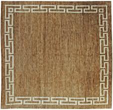 square bronze rug n by doris leslie blau