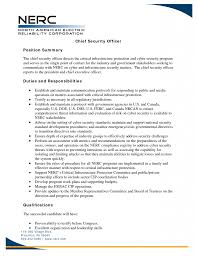 Resume Template Information Security Sample Resume Free Career