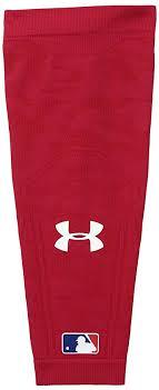 Under Armour Arm Sleeve Size Chart Under Armour Mens Knit Baseball Arm Sleeve