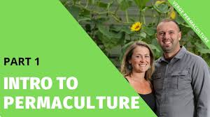 Introduction To Permaculture Design Geoff Lawton Introduction To Permaculture Part 1