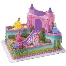 Decopac Disney Princess New Castle Cake Topper Decoration Party Suppli