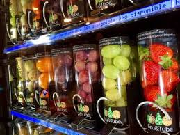Fresh Fruit Packaging For Vending Machines Custom Takeaway Fruit Ready To Take Vending Business By Storm
