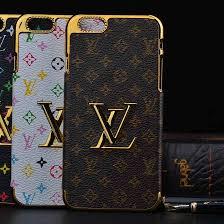 Iphone 6 Plus Cases Designs Lv Iphone 6 Cover Designer Phone Case Monogram Brown Louis