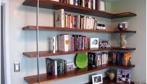 l shaped bookshelves wall shelf shelves corner floating 5 cloud
