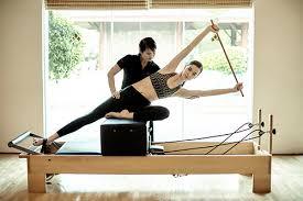 enjoy expert reformer pilates instruction at chiva som in thailand