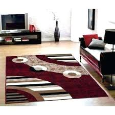 red brown and tan area rugs 8 x large red and beige area rug red and