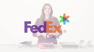 Fedex Office Print Finishes