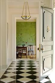 Black And White Flooring The Black And White Checkered Floor Lorri Dyner Design