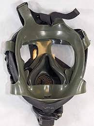M40 Gas Mask Size Chart Galleon 3m Full Face Respirator Fr M40 Gas Mask Size Small