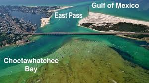 Choctawhatchee Bay Tide Chart Destin Bay Fishing How To Catch Redfish And Speckled Trout