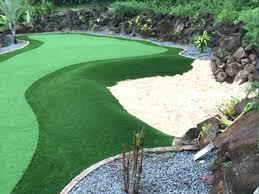best artificial grass canyon how to build a putting green backyard make diy