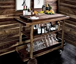 Apartment Kitchen Decorating Ideas Fascinating Amazing Apartment Bar Idea Get Smart With A Mobile For Your R E N T