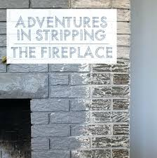 fireplace brick adventures in stripping refinishing fireplace brick fireplace brick veneer brick veneer fireplace wall