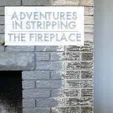 fireplace brick adventures in stripping refinishing fireplace brick fireplace brick veneer brick veneer fireplace wall