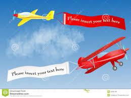 Dessin Avion Avec Banderole L L L L