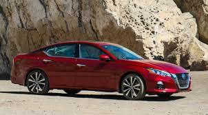 Nissan Altima Comparison Chart 2019 Nissan Altima Review All Wheel Drive Propilot Assist