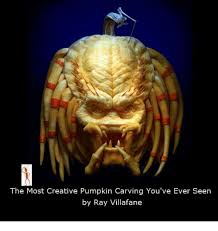 Memes, Pumpkin, and : The Most Creative Pumpkin Carving You've Ever Seen  by Ray Villafane