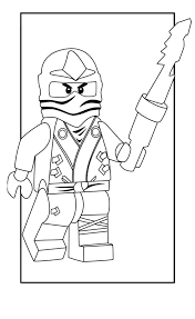 Lego Ninjago Ghost Coloring Pages - Novocom.top