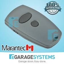 marantec garage door remote d302 2 channel on bht302 genuine 64176 433mhz x2 1 of 3 see more