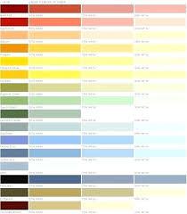 Walmart Paint Color Chart Paintcolorselector