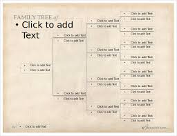 Free Editable Family Tree Template Free Editable Family Tree Template Template Business