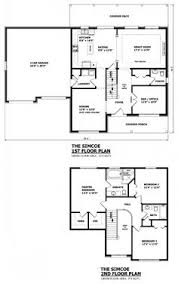 Small Picture High Quality Simple 2 Story House Plans 3 Two Story House Floor