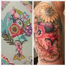Instagram Post by anna maria horner (@annamariahorner) | Anna ... & Tattoo Adamdwight.com