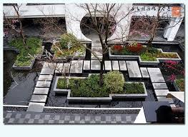 Small Picture The modern Chinese landscape design traditional cultural
