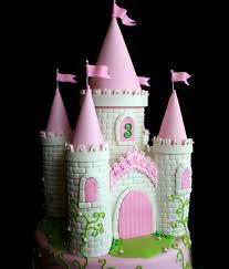 Princess Castle Cake Fondant Cakes In 2019 Castle Birthday Cakes