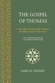 The Gospel Of Thomas Matheson Monographs Samuel Zinner