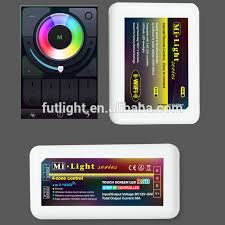 qualified rf wireless remote control rgb light switch wifi led strip controller for smarthome