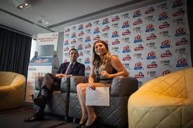 Georgina Rodríguez (PepsiCo) y Emeriel Gleason (Fund. Dejando ...