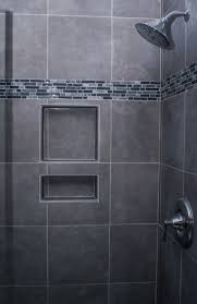 Shower Tiles Ideas best 20 gray shower tile ideas on pinterest new grey tile bathroom 5758 by xevi.us