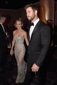 Elsa Pataky and Husband Chris Hemsworth Making Their Way Into the ...
