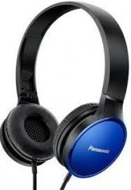 <b>Наушники Panasonic RP-HF300GC-A</b> синие – купить в интернет ...