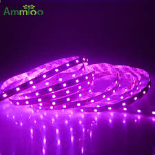 Led Light Strips For Room Us 3 2 20 Off Ammtoo Smd 2835 5050 Pink Led Light Strip 300leds 5m Led Strip 12v Flexible Ribbon Tape Lighting For Living Room Decorations In Led