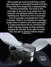 Marriage Box. | Marriage box, Getting married quotes, Lessons learned in  life