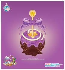 purple apple clipart. kawaii purple candy apple by kawaiiuniversestudio clipart