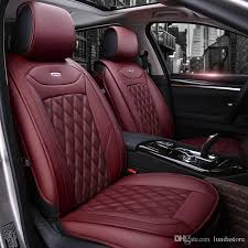 luxury pu leather car seat covers for subaru forester outback tribeca heritage xv auto accessories car styling seat covers best seat covers best seat covers