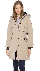 Gallery. Previously sold at  Shopbop · Women s Canada Goose Kensington