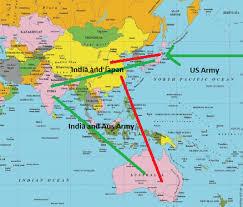 India-China Map of Australia (Page 1) - Line.17QQ.com