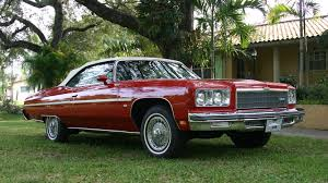 1975 Chevrolet Caprice Classic Convertible   T251   Kissimmee 2012