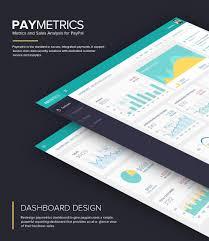 Paymetrics UIUX Dashboard Design on Behance