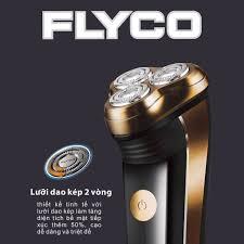 Máy Cạo Râu Đa Năng ✓ FreeShip ✓ Flyco 3 Lưỡi Kép FS360VN Hàng Chính Hãng -  Gumihoso -