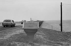 Florida Memory • Bryant Grady Patton Bridge marker on dedication ...