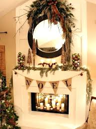 fireplace candle ideas decorative candles for non working fireplaces screen mantel fireplace candle ideas
