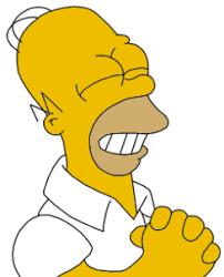 Kuvahaun tulos haulle homer simpson smile