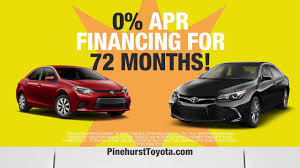 Pinehurst Toyota - Annual Clearance Sales Event - YouTube