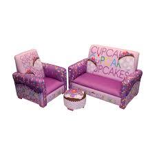 dora toddler sofa chair and ottoman set hpricot com